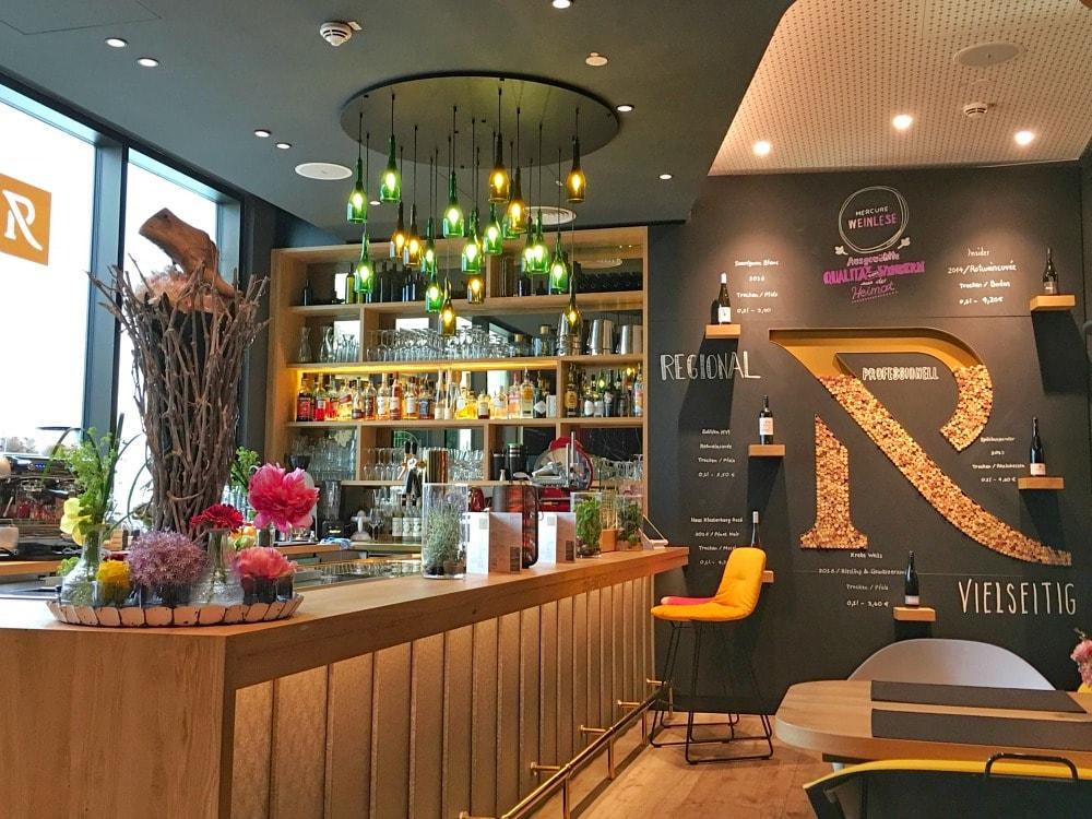 Mercure Hotel Berlin Wittenbergplatz Bar