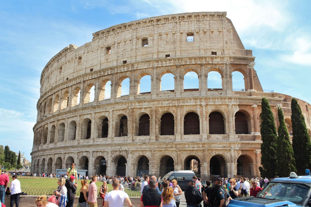 Rom Insidertipps Kolosseum
