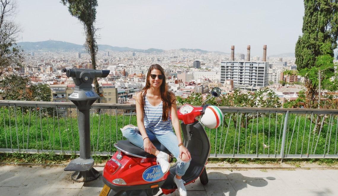Via-Vespa-Barcelona-Montjuïc