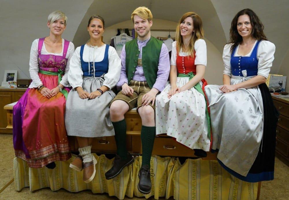 Heimatwerk Trachten Salzburg