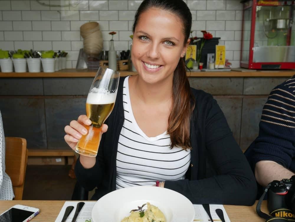 Trumerei Bierverkostung Salzburg