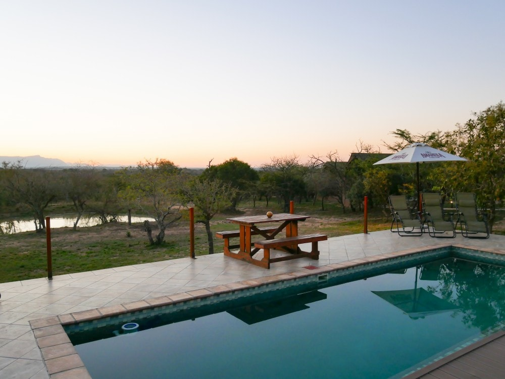 Cheetah Paw Eco Lodge Krueger Nationalpark