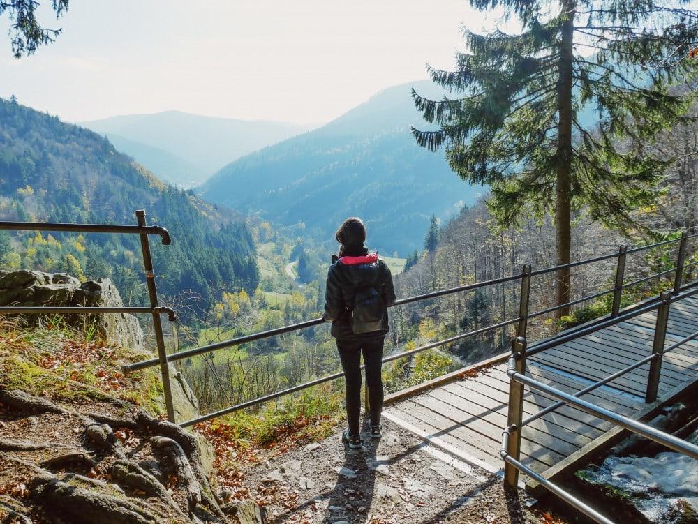 Todtnauer Wasserfälle Schwarzwald