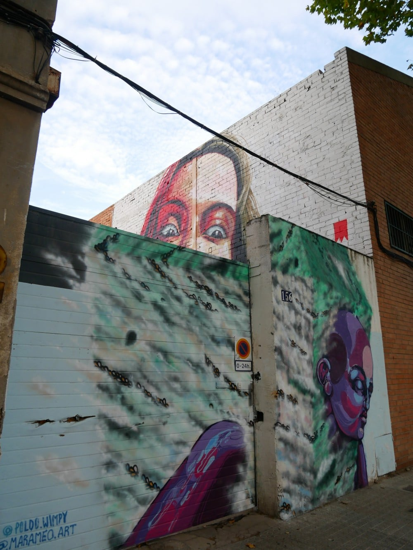 Barcelona Streetart Poblenou14