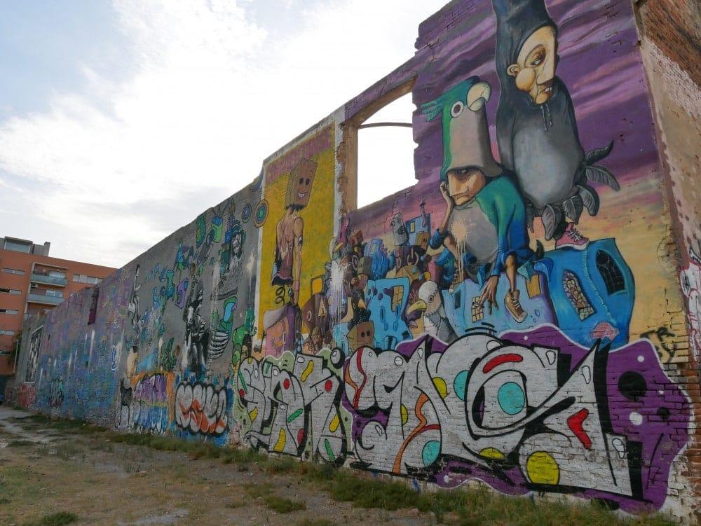 Barcelona Streetart Poblenou2