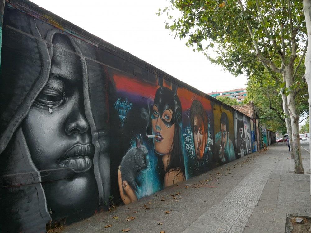 Barcelona Streetart Poblenou7