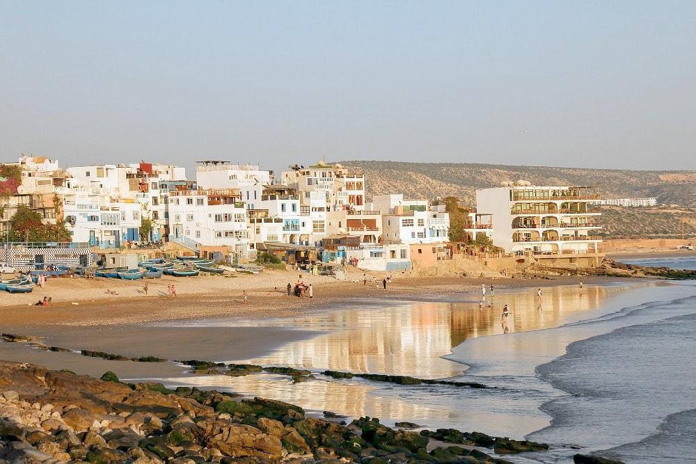 Taghazout Marokko Reisetipps
