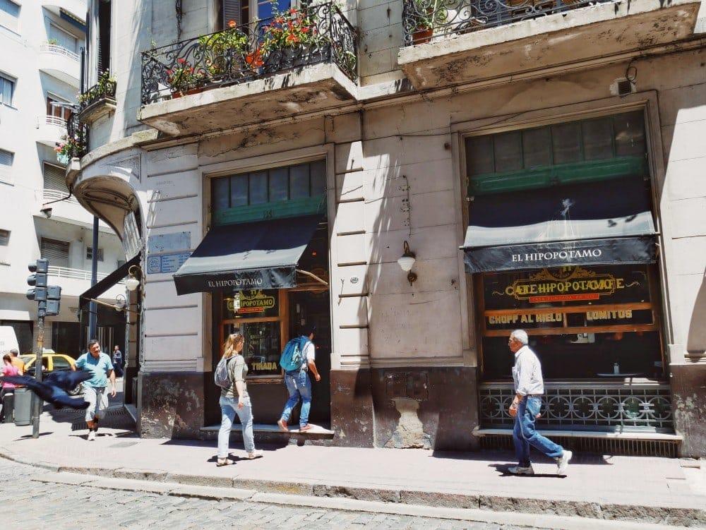 Buenos Aires Insider Tipps Café