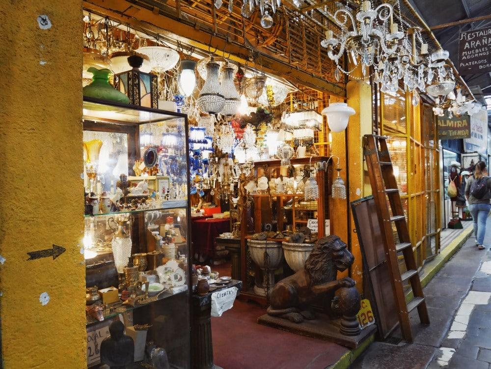Buenos Aires Insider Tipps San Telmo Markt