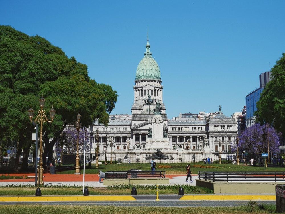 Buenos Aires Insider Tipps Palacio del Congreso de la Nación Argentina
