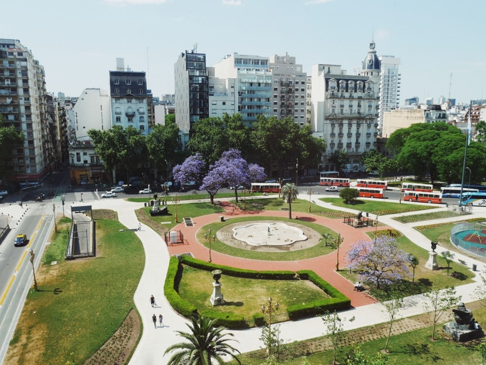 Buenos Aires Insider Tipps Plaza del Congreso