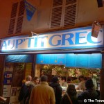 Au p'tit grec Paris