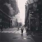 Strassen von New York