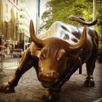 Bulle Wall Street