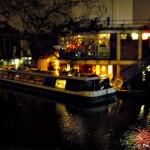 Fluss Camden Market London
