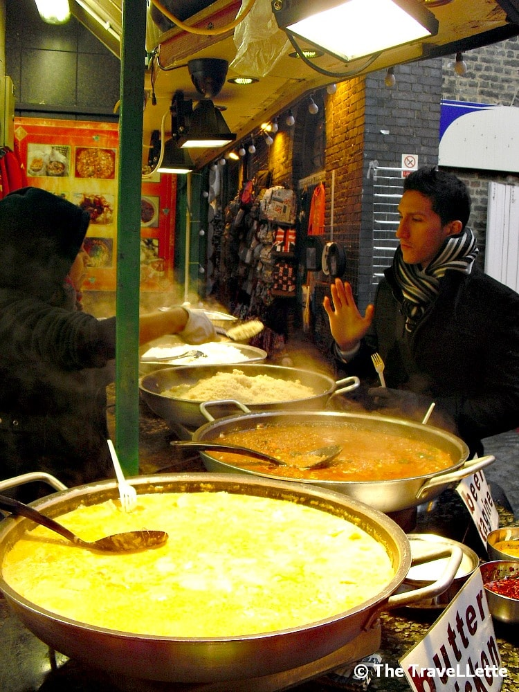 Essen Camden Market