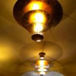 Deckenbeleuchtung Casa Batllo