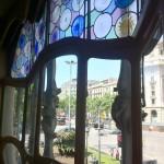 Grosses Fenster Casa Batllo
