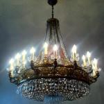 Kronleuchter Casa Batllo
