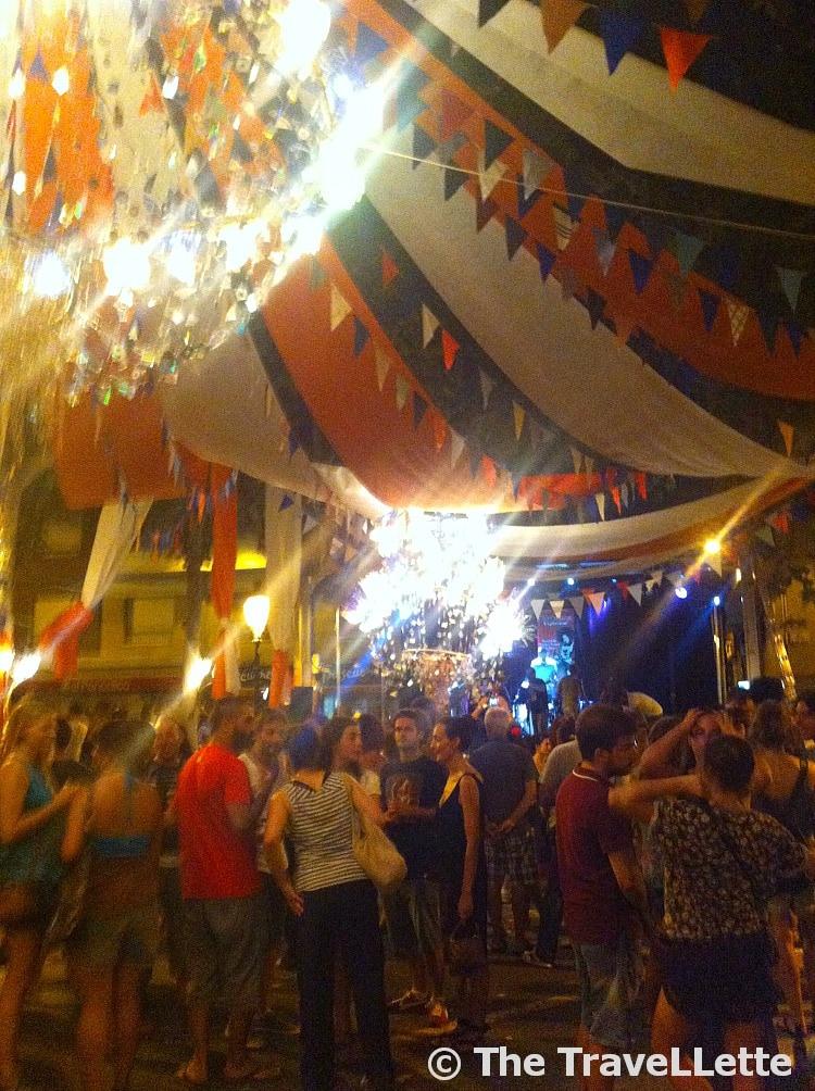 Konzerte Fiesta de Gracia