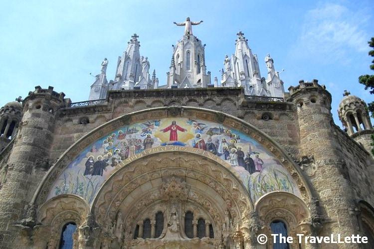 Kathedrale Tibidabo Barcelona