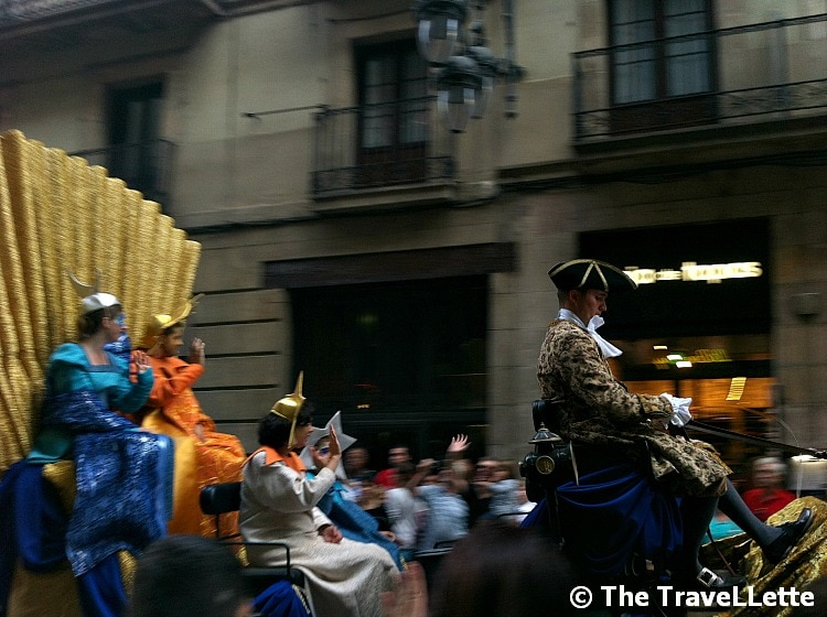 Parade La Merce
