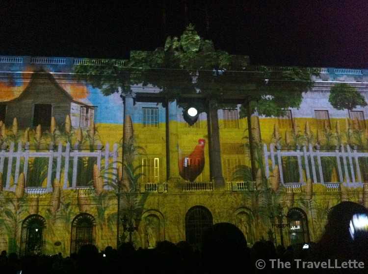 Mapping La Merce