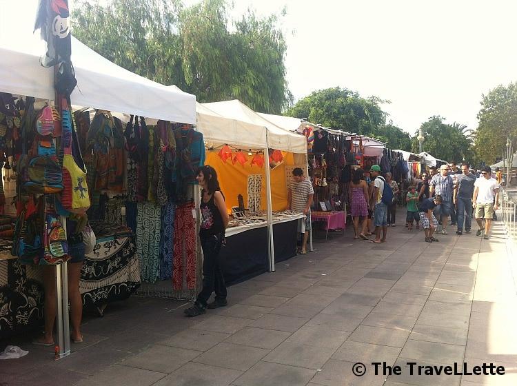 Markt La Merce