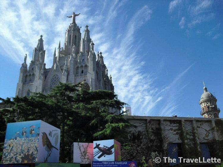 Kirche Tibidabo Barcelona