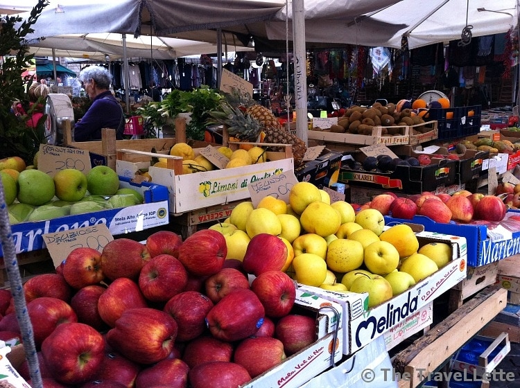Obst Markt