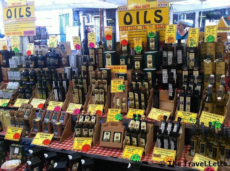 Olivenöl Italien
