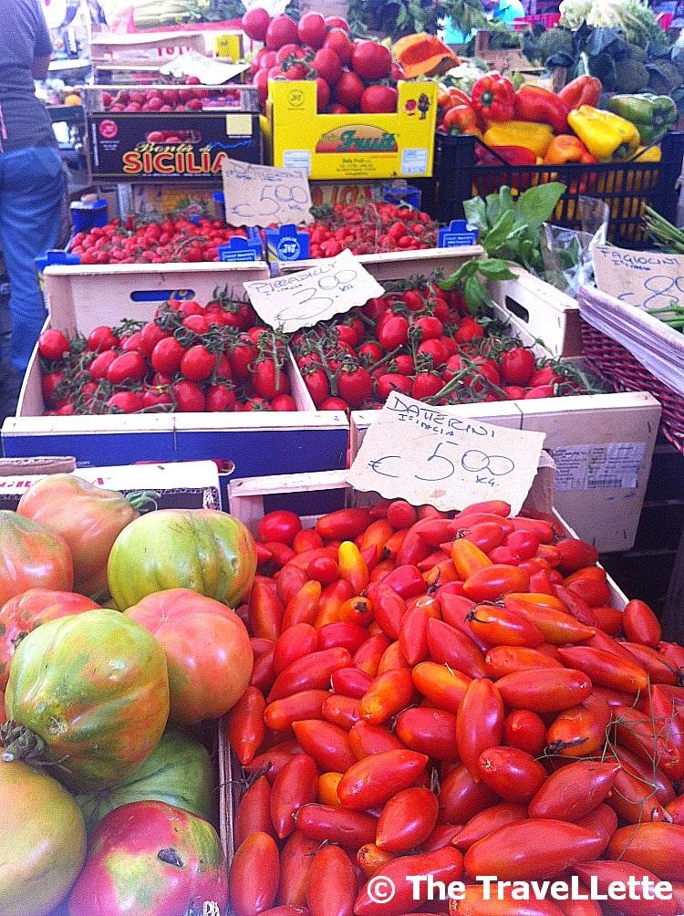 Tomaten Rom