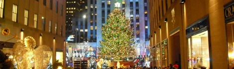 Christmas Tree Lighting New York