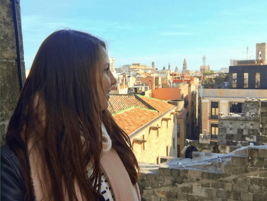 Barcelona Urlaub Flair