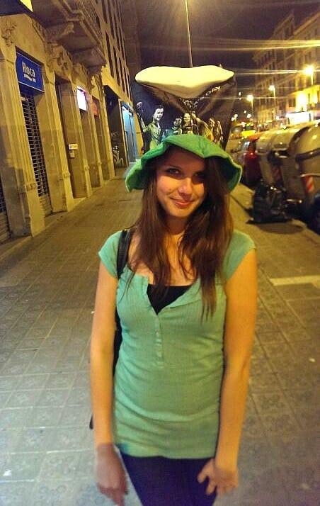 st patricks day barcelona