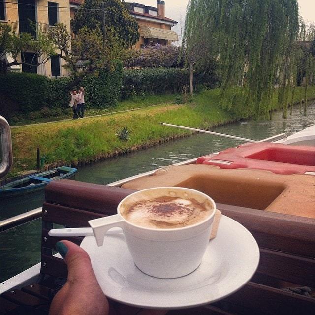 Brenta Kanal Padua