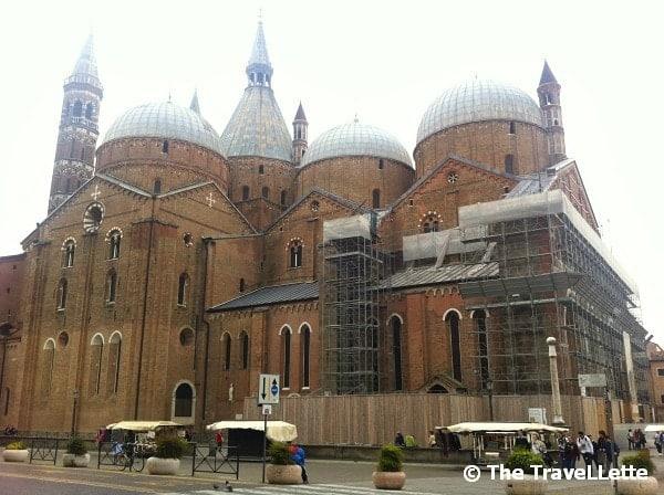 Basilika des Heiligen Antonius Padua
