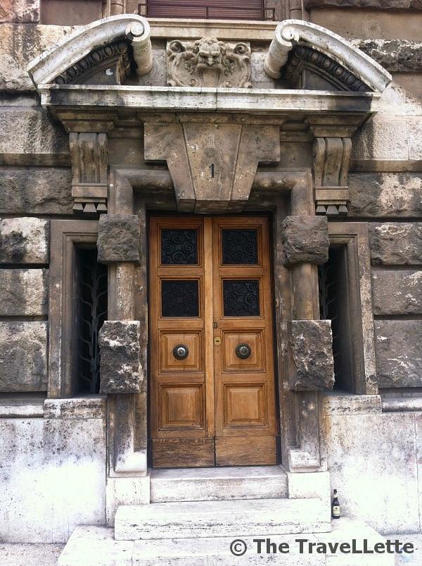 Architektur Rom