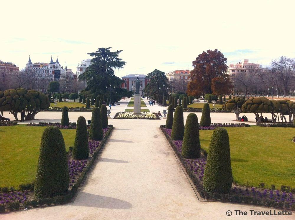Park Retiro Madrid