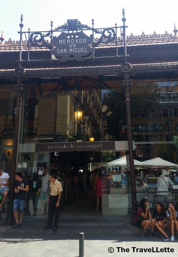 San Miguel Markt Madrid
