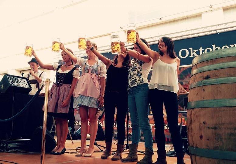 Bier Kontest Oktoberfest