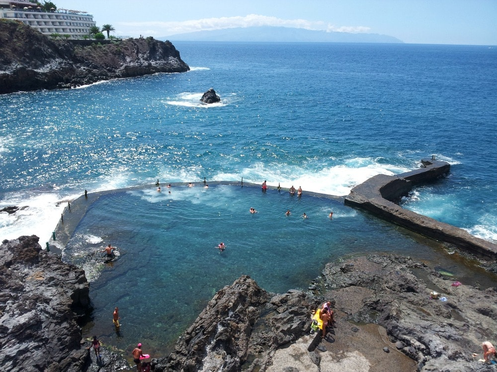 Naturpool Teneriffa Puerto de Santiago
