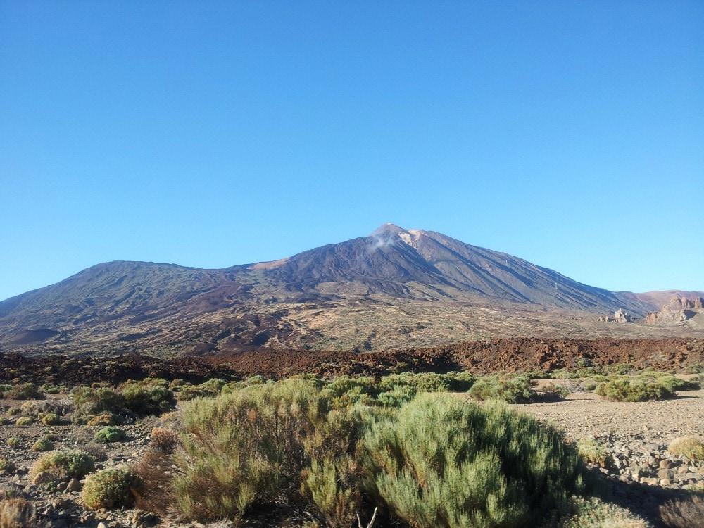 Pico de Teide Teneriffa