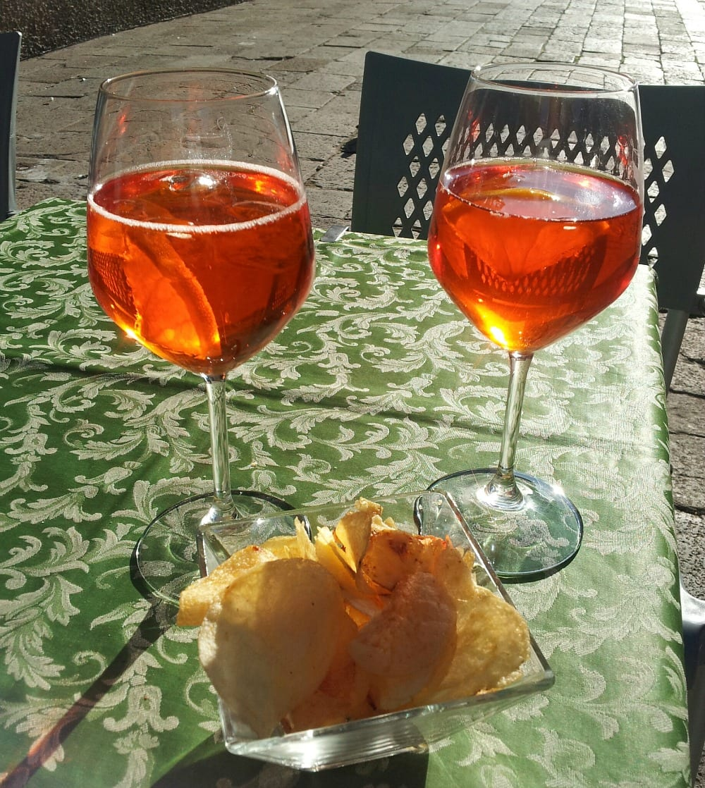 Spritz in Venedig