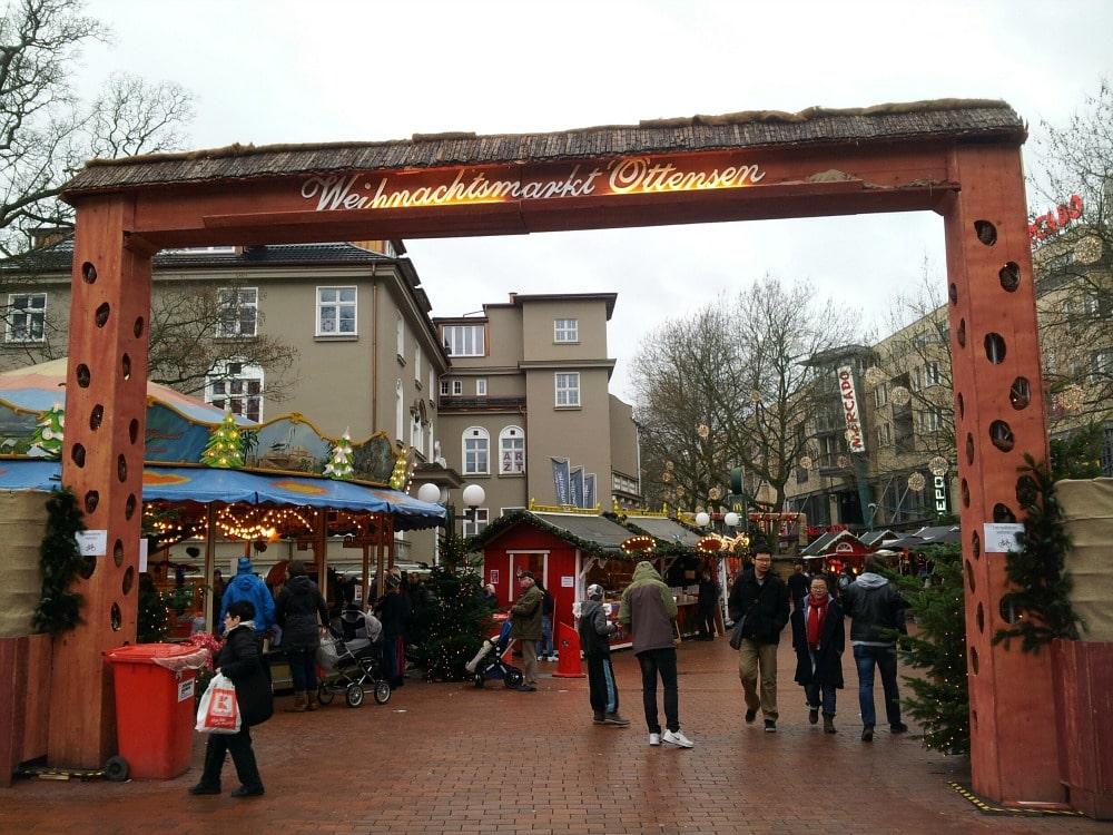 Weihnachtsmarkt Altona Hamburg