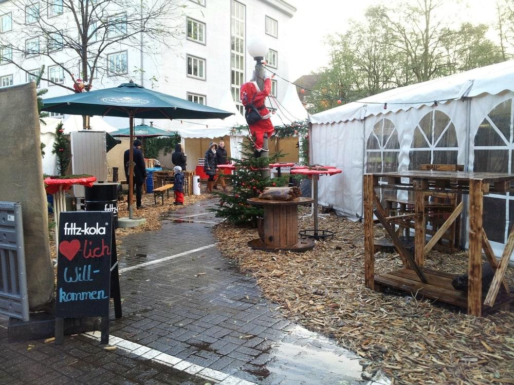 Weihnachtsmarkt Grindelviertel Hamburg