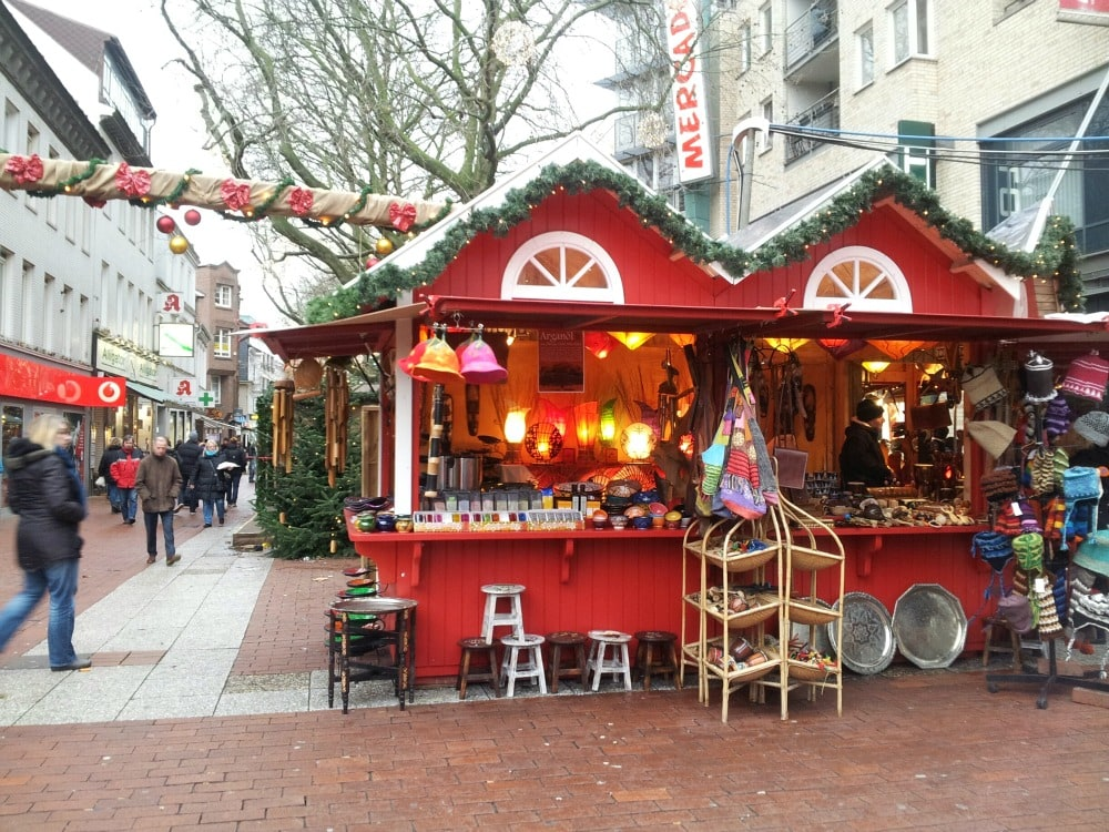 Weihnachtsmarkt Hamburg Altona
