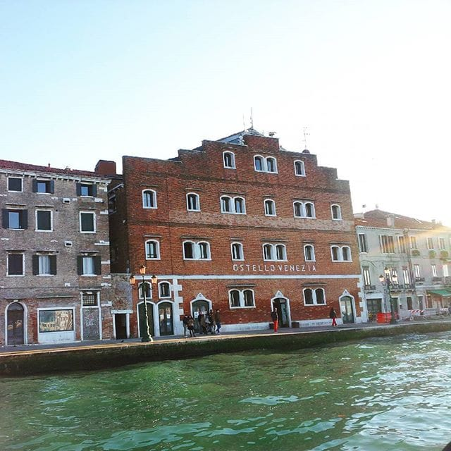 Generator Hostel Unterkunft Venedig