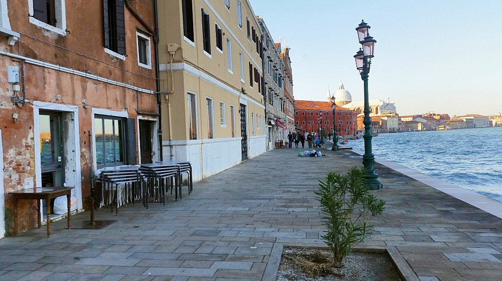 Guidecca Unterkunft Venedig