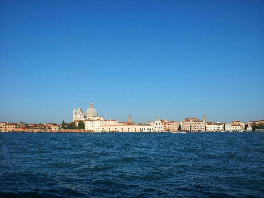 Venedig Ausblick